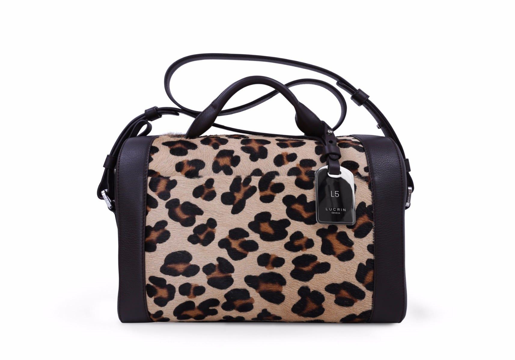Leopard Handtasche