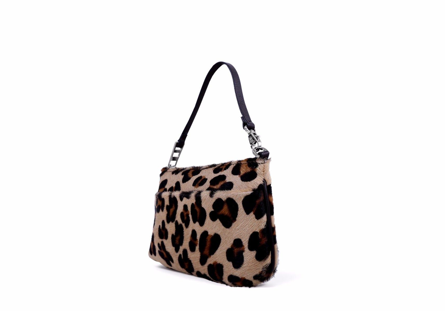 Leopard Clutch-tasche
